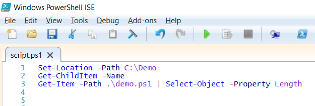 Powershell Best Practice #1: Use full cmdlet name in scripts