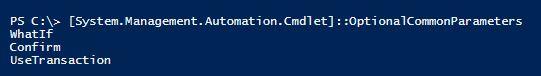 optional-common-parameters