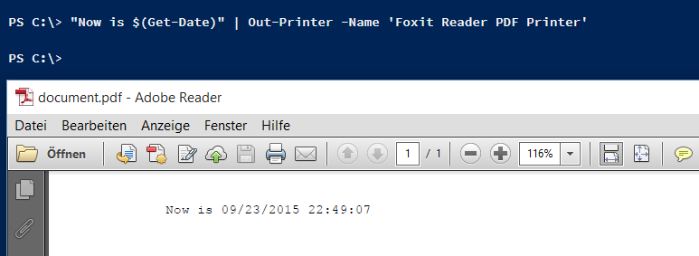 out-printer-powershell