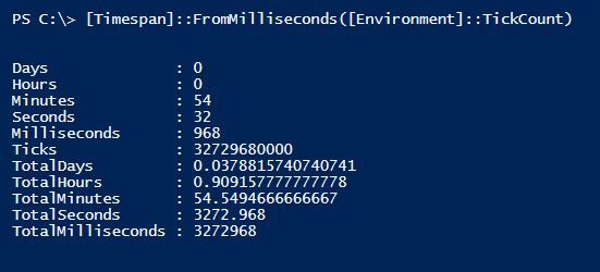 system-uptime-powershell