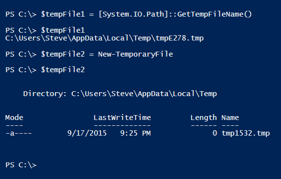 temporary-file-v5-powershell