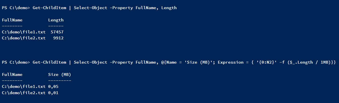 calculated-property-powershell