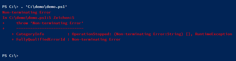 terminating-error-powershell