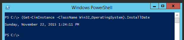 installation-date-powershell