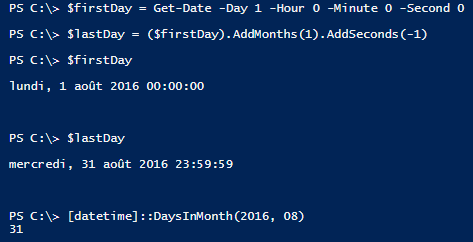 get-first-day-and-last-day-of-month