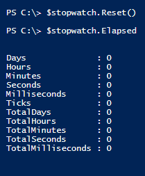 create-stopwatch-powershell-reset-elapsed