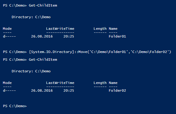 rename-folder-powershell-using-move-method